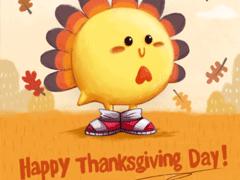感恩節經典語錄大全 感恩節說說感謝所有認識的人