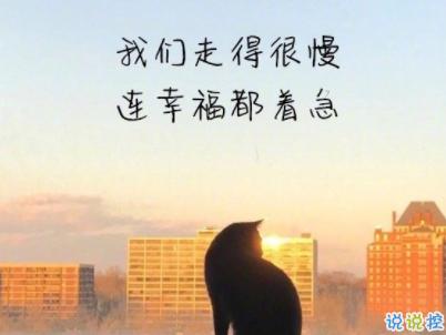 經典文藝短句子帶圖片 越努力越幸運5