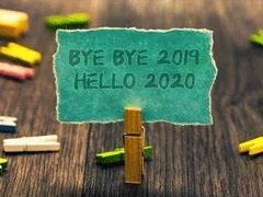 告别今年迎接新年说说 2020新年说说简短霸气