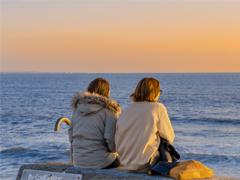 朋友圈适合发的爱情短语说说 桃子汽水味的心动