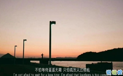 2021很有詩意內涵的晚安句子 桐花萬里路連朝語不息14