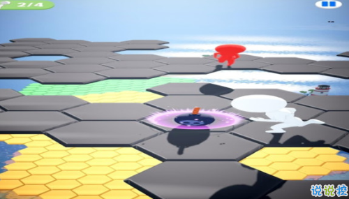 六邊形摔倒挑戰v1.0