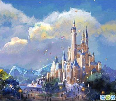 適合去迪士尼游玩發的圖文 精選迪士尼唯美文案13
