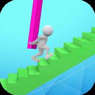 樓梯跑酷賽