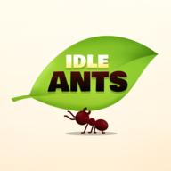 螞蟻翻葉子