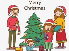 2020圣誕節唯美好聽的祝福語 圣誕節發朋友圈的有趣說說