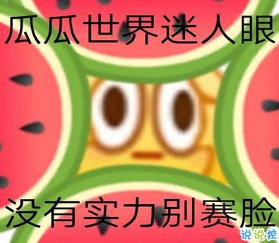 吃瓜人朋友圈说说怎么发 微博吃瓜人有趣说说带图片9