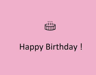 很有文学气息的生日祝福文案 2021祝自己生日快乐的简短句子2