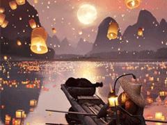 2021元宵节孔明灯的祝福语怎么写 正月十五放孔明灯的祝愿语大全