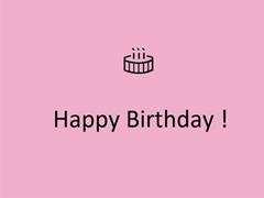 很有文学气息的生日祝福文案 2021祝自己生日快乐的简短句子