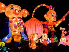 元宵节看灯会的心情说说 2021元宵节看花灯的优美句子