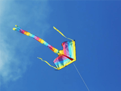 关于放风筝的朋友圈说说 有关放风筝的心情短句