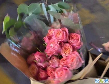 朋友圈晒花朵的优美文案 关于晒花朵的朋友圈6
