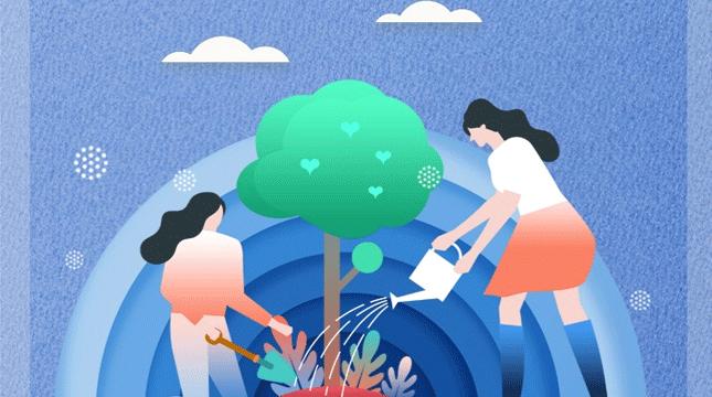 2021植树节文案朋友圈 关于植树节活动的宣传文案