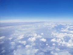 第一次做飞机的心情说说 第一次坐飞机有多激动