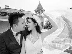 晒婚纱照的伴侣圈怎么发 婚纱照案牍短句干净