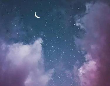 关于夜晚的唯美朋友圈带图片 描写夜晚的优美文案6
