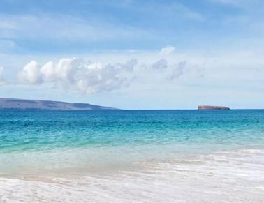 去海边发的文艺说说带图片 最新版的热门海边伴侣圈案牍2