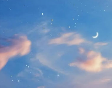 描写天空的优雅伴侣圈配图 伴侣圈发天空照的案牍1