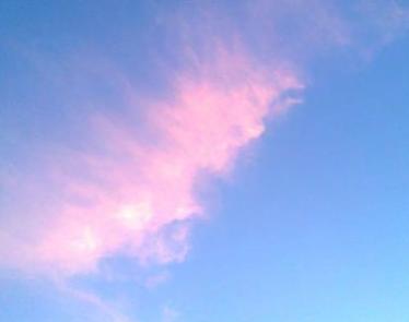 描写天空的优雅伴侣圈配图 伴侣圈发天空照的案牍10