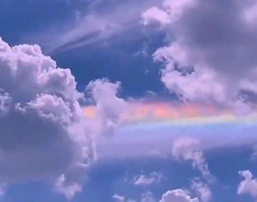描写天空的优雅伴侣圈配图 伴侣圈发天空照的案牍15