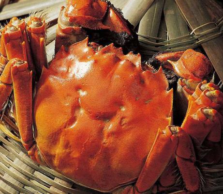 2021秋天吃螃蟹的说说 秋季吃螃蟹发朋友圈的文案1