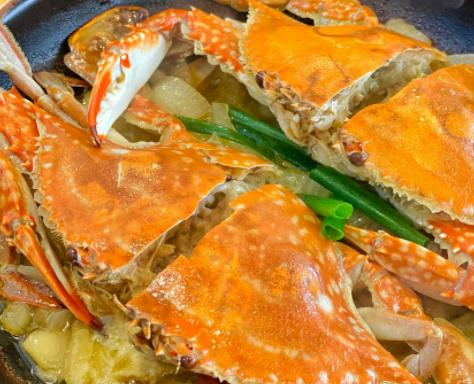 2021秋天吃螃蟹的说说 秋季吃螃蟹发朋友圈的文案2