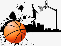 超赞的关于篮球的文案 关于篮球的文艺浪漫句子