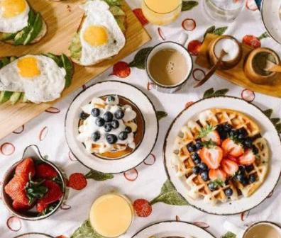 吃早餐感觉很幸福的说说 适合吃早餐发朋友圈的暖心句子1