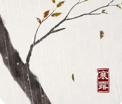 2021寒露节气发朋友圈的文案 寒露节气早安祝福语2