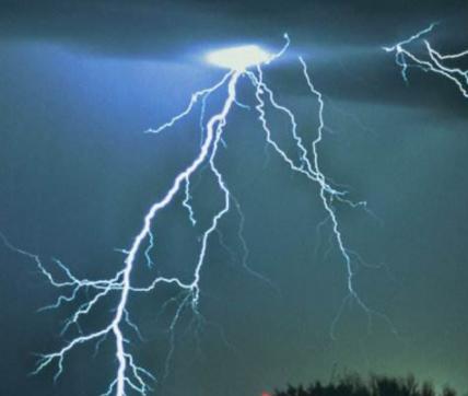 狂风暴雨电闪雷鸣的说说 风雨很大的心情说说2