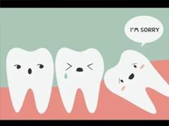 第一次拔牙发朋友圈的文案 拔智齿发朋友圈的语录
