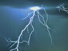 狂风暴雨电闪雷鸣的说说 风雨很大的心情说说